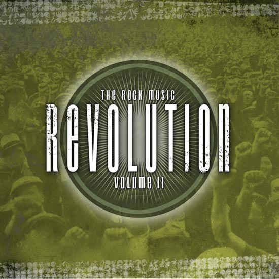 Revolution, Vol. II by The Rock Music