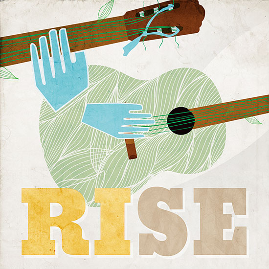 Rise EP by The Rock Music